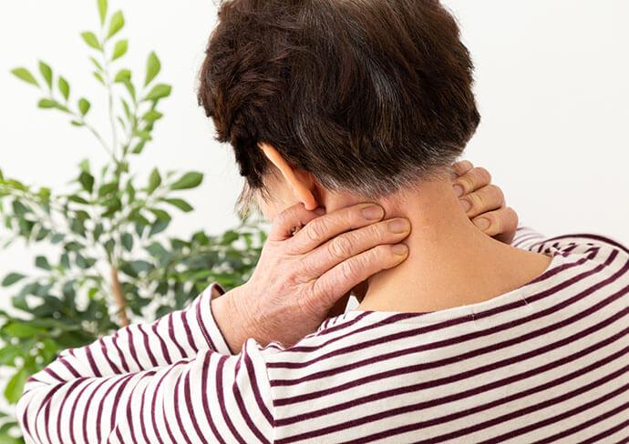 立体動態波療法(トレーニング、疼痛抑制)